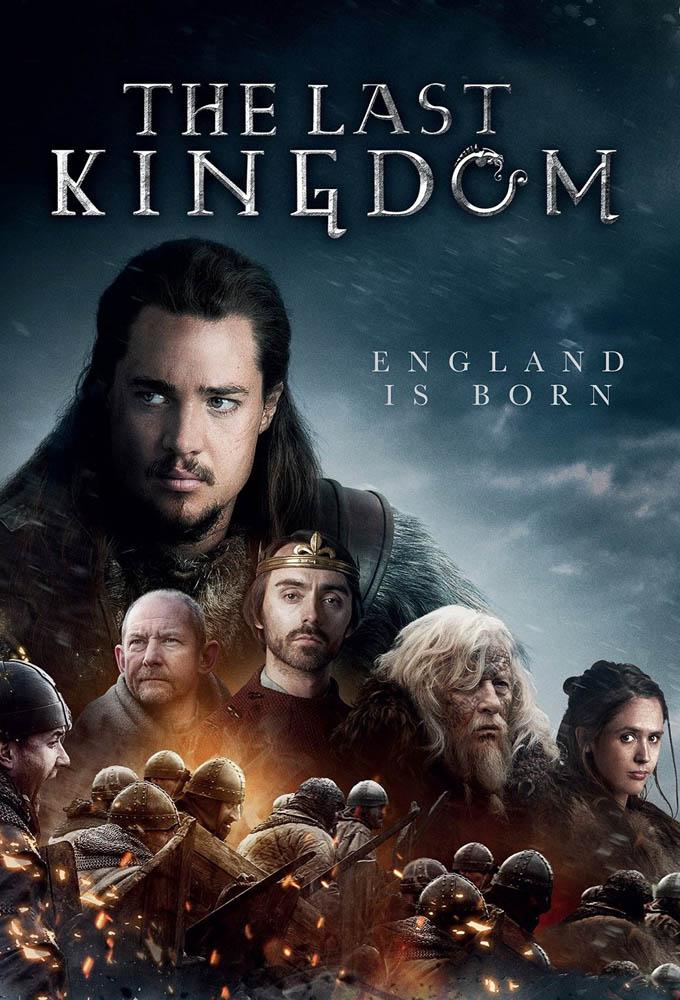 Risultati immagini per the last kingdom locandina